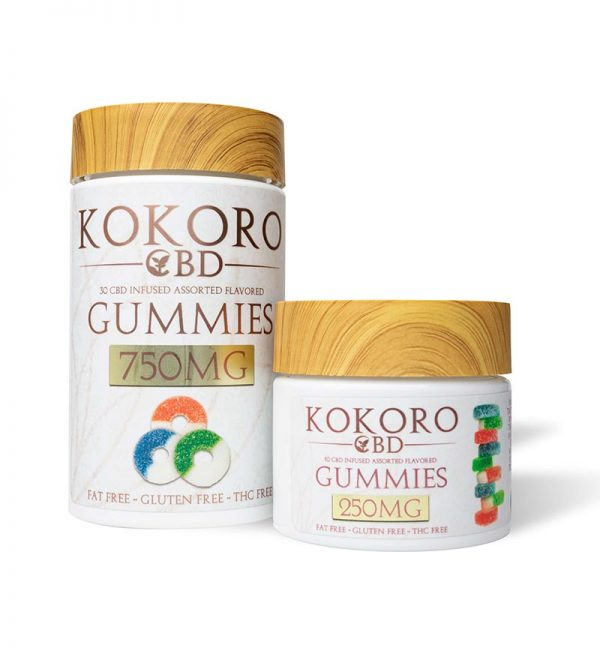 Kokoro Gummies Group