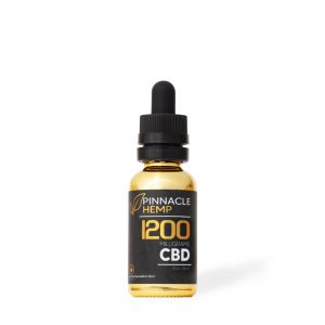 Pinnacle OG New Tincture 1200MG