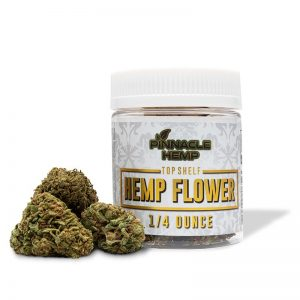 Pinnacle Hemp CBD Hemp Flower 1/4