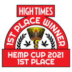 High Times Badge